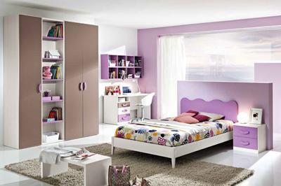 Camerette mobili sparaco - Camera da letto ragazza idee ...