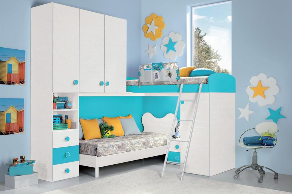 Camerette Bambini Napoli - Idee Per La Casa - Syafir.com
