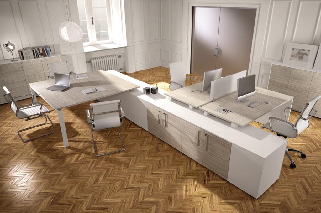Loft uffici mobili sparaco for Mobili zanini