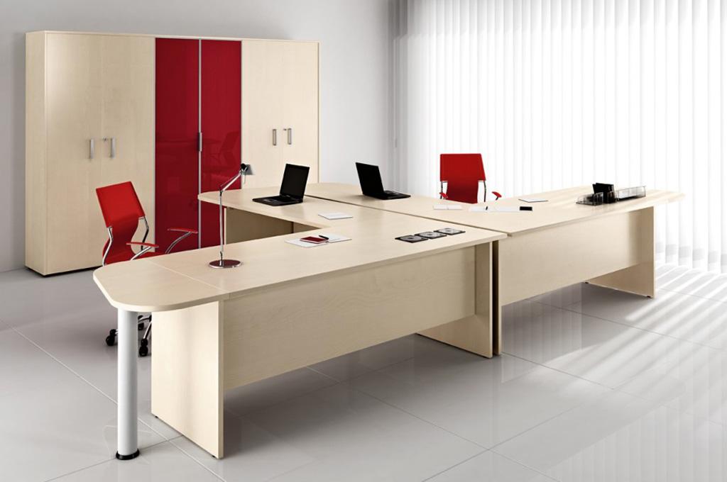 Teko uffici mobili sparaco for Mobili ufficio scrivania