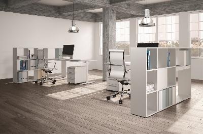 Uffici mobili sparaco for Arredo ufficio bari