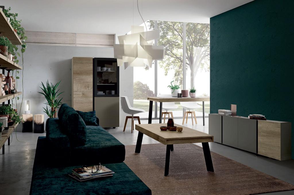 favignana soggiorni moderni mobili sparaco On mobili sala da pranzo moderni