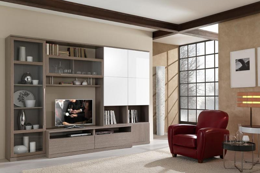 soggiorni moderni | mobili sparaco - Mobili Moderni Sala Da Pranzo