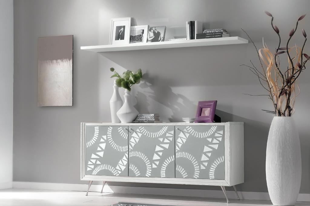 Credenza Moderna In Legno Massello : Mobili in legno massello cucine soggiorni e camere da letto