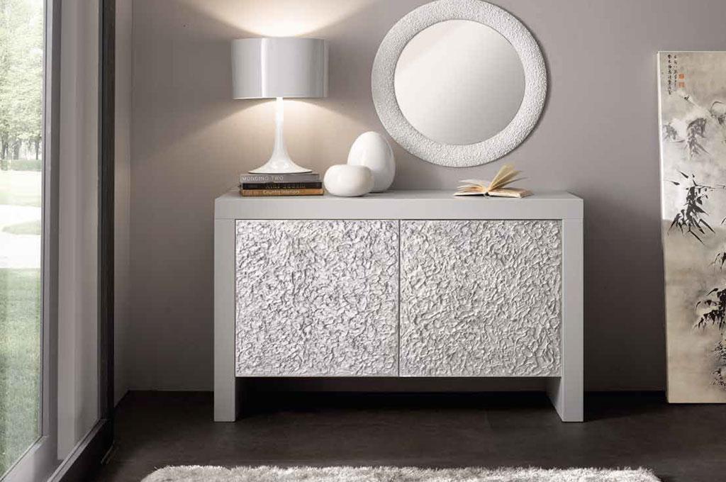 Picasso soggiorni moderni mobili sparaco for Mobili contenitori soggiorno moderni