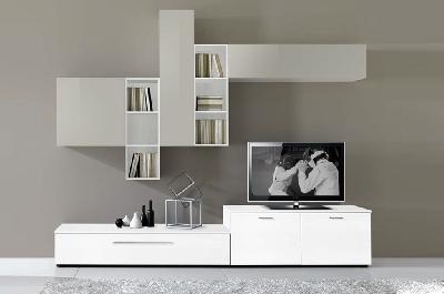 Soggiorni moderni Design 03