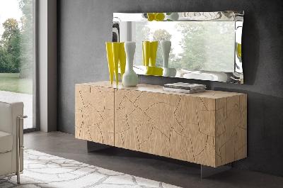 Soggiorni moderni mobili sparaco for Mobili contenitori soggiorno moderni