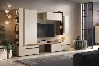 Soggiorni moderni mobili sparaco for Soggiorni design moderni