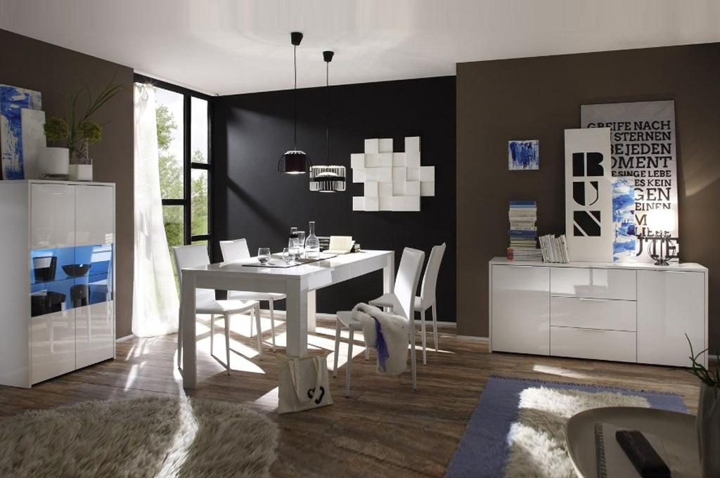 Sorrento soggiorni moderni mobili sparaco for Mobili sala da pranzo moderni
