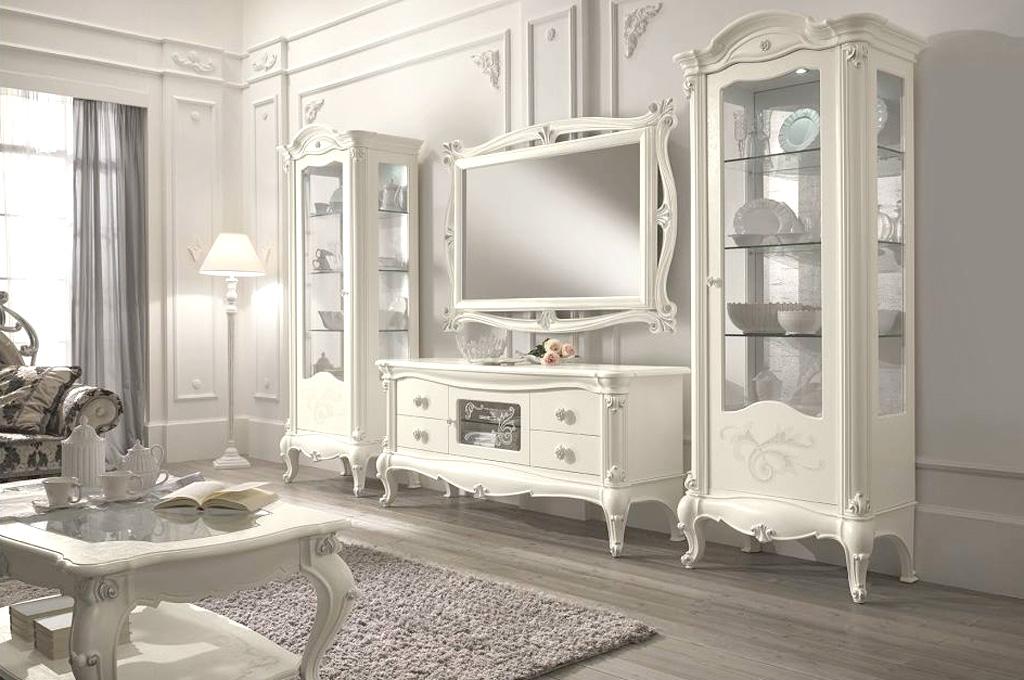 Stunning Soggiorni Classici Bianchi Gallery - Design Trends 2017 ...