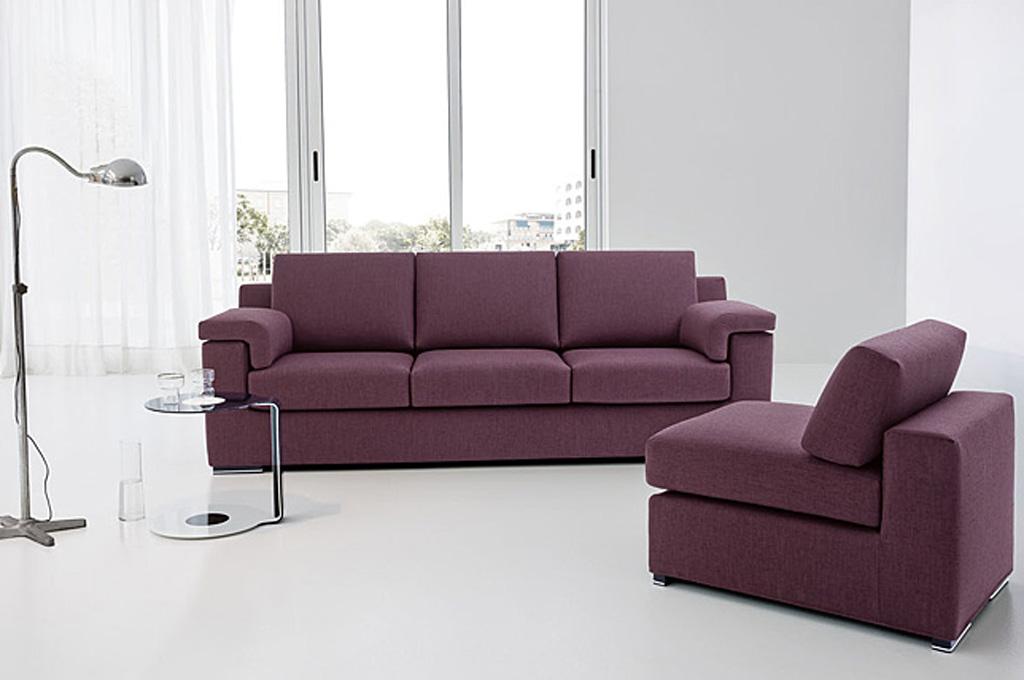 Joy divani moderni mobili sparaco for Divano con penisola ikea