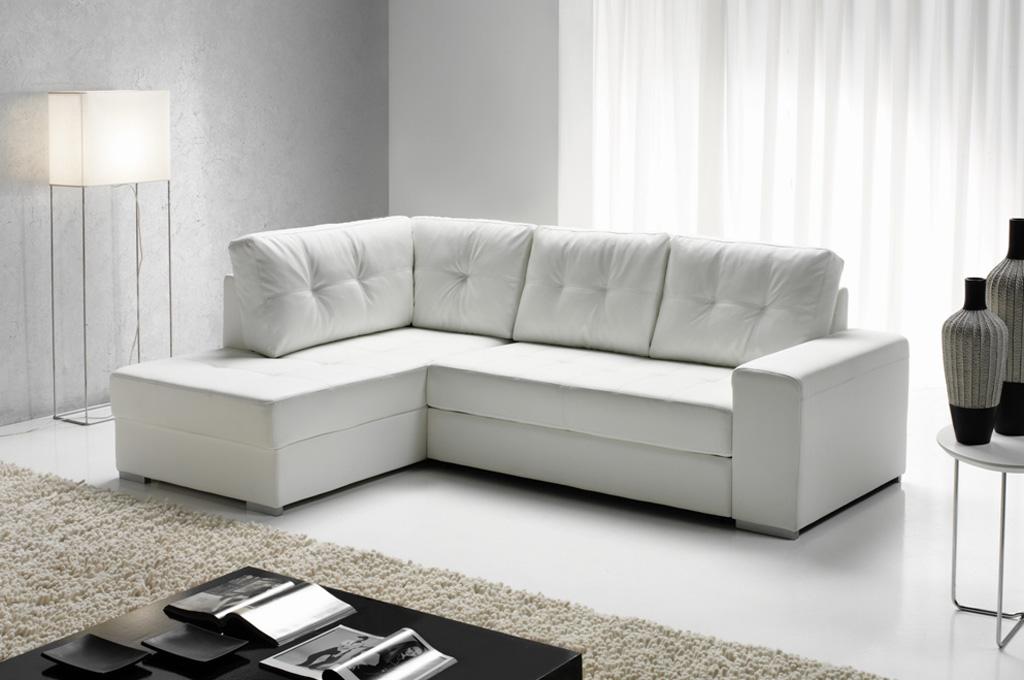 Laura divani moderni mobili sparaco - Divano ecopelle offerta ...