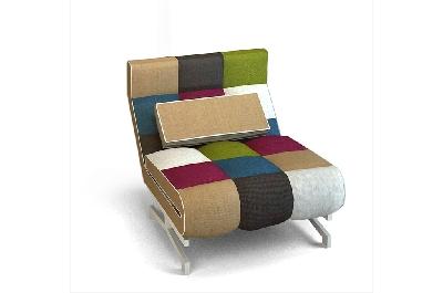 Divani moderni mobili sparaco for Pouf letto mercatone