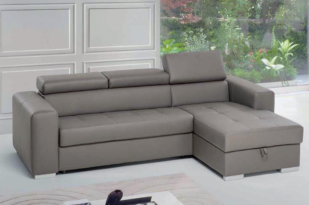 Salisburgo divani moderni mobili sparaco for Divani moderni con penisola