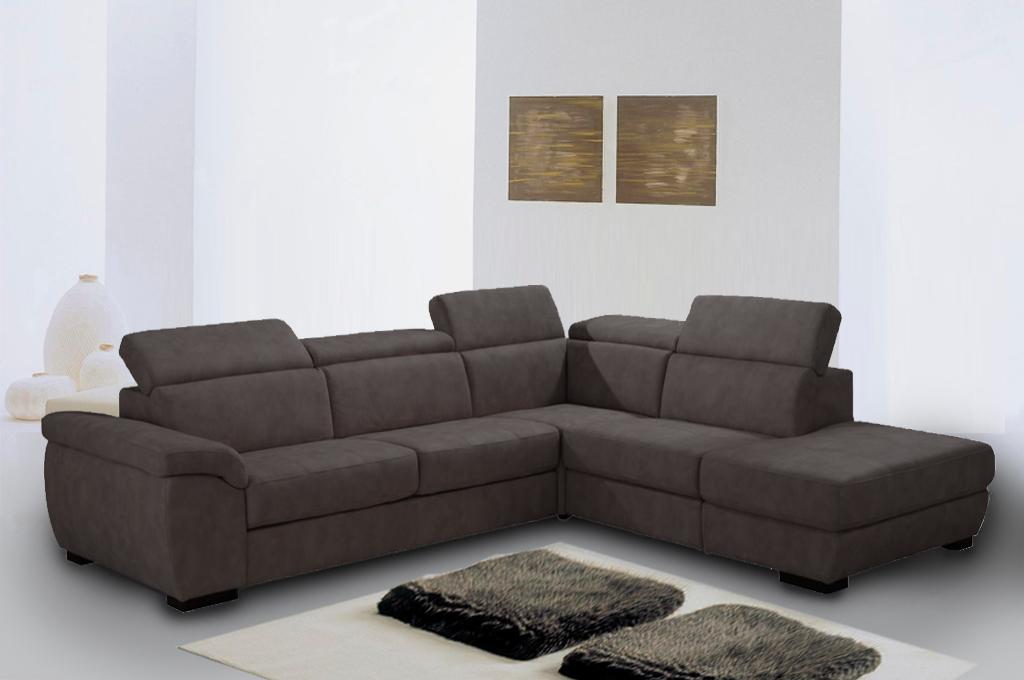 Steven divani moderni mobili sparaco - Divano letto angolare divani e divani ...