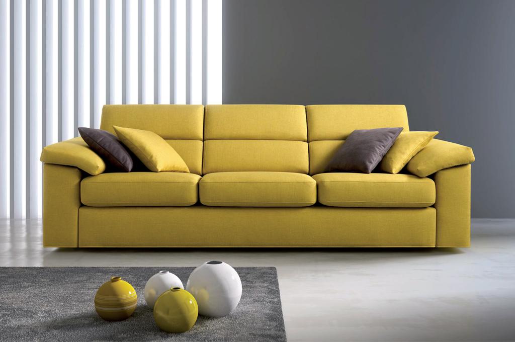 Touch divani moderni mobili sparaco for Divano moderno